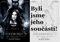 NAŠE PRÁCE PRO FILMAŘE - UNDERWORLD 5