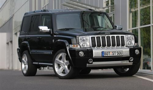 JEEP COMMANDER, PŮLLITR TUD.05
