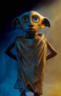 DEKOR DOBBY 01.C, HARRY POTTER